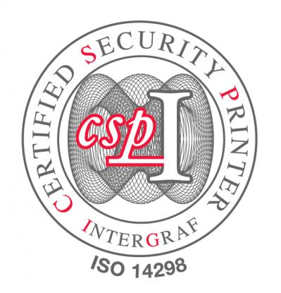 Group Joos Logo Intergraf  ISO 14298