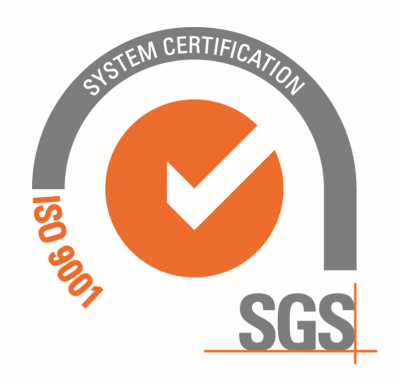 Group Joos Logo SGS ISO 9001