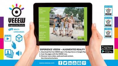 Website Veeew Cover magazine Province Vlaams Brabant