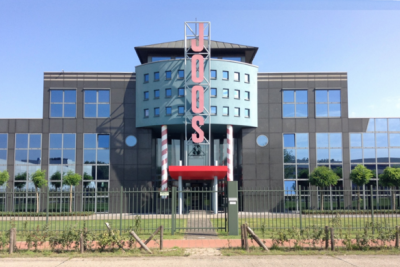 Group Joos Headoffice building front